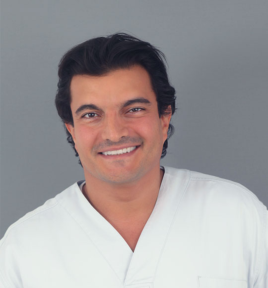 Dr. Edgard Irany